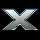 Постоянная ссылка на Надпись X-Men в AdobePhotoshop