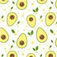 Постоянная ссылка на Паттерн из авокадо в AdobeIllustrator