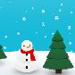 Постоянная ссылка на Создание анимированной зимней шапки сайта с использованиемCSS3