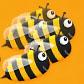 Постоянная ссылка на Пчелиный рой в AdobeIllustrator