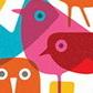 Постоянная ссылка на Крутые паттерны с птицами в главнойроли
