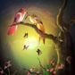 Постоянная ссылка на Создаем иллюстрацию с птицами, используя исходное фото зонта (часть2)
