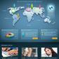 Постоянная ссылка на Создаем макет бизнес-сайта с помощьюPhotoshop