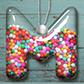 Постоянная ссылка на Конфетно-новогодний эффект для текста в AdobePhotoshop
