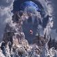 Постоянная ссылка на Рождественская гора подарков в AdobePhotoshop