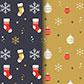 Постоянная ссылка на Свежие новогодние узоры и паттерны для вашегодизайна
