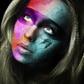 Постоянная ссылка на Эффект разноцветного лица в AdobePhotoshop