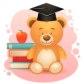 Постоянная ссылка на Рисуем Teddy Bear в AdobeIllustrator