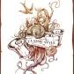 Постоянная ссылка на Создание дизайна абстрактной татуировки в AdobeIllustrator