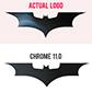 Постоянная ссылка на Создание логотипа Темного Рыцаря с использованиемCSS3