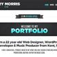 Постоянная ссылка на 50 примеров минималистичныхсайтов-портфолио