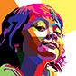 Постоянная ссылка на Рисуем фасеточный портрет в AdobeIllustrator