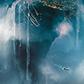 Постоянная ссылка на Фантастический водопад в AdobePhotoshop
