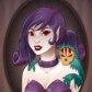 Постоянная ссылка на Рисуем девушку-вампира в AdobeIllustrator