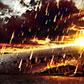 Постоянная ссылка на Рисуем огненный дождь в AdobePhotoshop