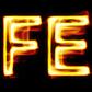 Постоянная ссылка на Горящий текст при помощи нового фильтра Flame в AdobePhotoshop