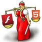 Постоянная ссылка на Flash иHTML5 для клиентов, разработчиков и пользователей. Откручиваемгайки