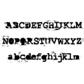 Постоянная ссылка на 20 бесплатных шрифтов «печатная машинка» длядизайнеров