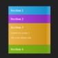 Постоянная ссылка на Бесплатные «аккордеон»-меню с помощью HTML5 иCSS3