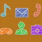 Постоянная ссылка на Рисуем заштрихованные иконки в AdobePhotoshop