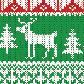 Постоянная ссылка на Узор для вязанного свитера AdobeIllustrator