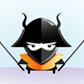 Постоянная ссылка на Грозный самурай средствамиIllustrator