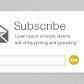 Постоянная ссылка на Формы подписки: бесплатные psdисходники