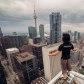"""Постоянная ссылка на Фотография с крыш домов: """"Не смотрите вниз!"""""""