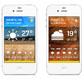 Постоянная ссылка на Погодные условия: дизайн мобильныхприложений