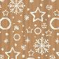 Постоянная ссылка на Зимняя рамка для фотографии в AdobeIllustrator