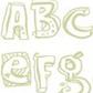 Постоянная ссылка на 11 стильных бесплатныхшрифтов