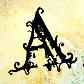Постоянная ссылка на 27 латинских шрифтов в стилегранж