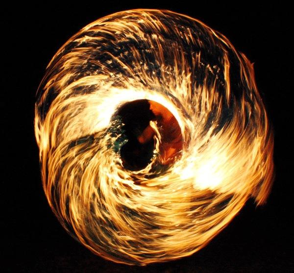 Огненная дыра