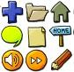 Постоянная ссылка на 30 бесплатных сетов иконок, нарисованных отруки