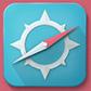 Постоянная ссылка на Рисуем иконку компаса с длинной тенью в AdobePhotoshop