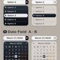 Постоянная ссылка на Примеры дизайна пользовательскогоинтерфейса