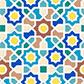 Постоянная ссылка на Арабский узор в AdobeIllustrator