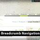 Постоянная ссылка на Breadcrumbs в web-дизайне: применение ипримеры