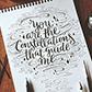Постоянная ссылка на Крутая каллиграфия длявдохновения