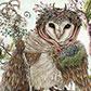 Постоянная ссылка на Сказочное настроение в иллюстрациях CherylBaker