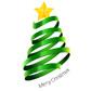 Постоянная ссылка на Создаем новогоднюю елку с помощью Pen Tool вAdobe IllustratorCS5