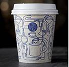 Постоянная ссылка на Интересный дизайн кофейныхстаканчиков