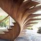 Постоянная ссылка на Невероятные дизайнерские лестницы иступеньки