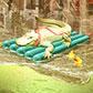 Постоянная ссылка на Прогулка с крокодилом вфотошопе