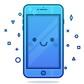 Постоянная ссылка на Рисуем улыбающийся смартфон в AdobeIllustrator