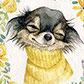 Постоянная ссылка на Самые милые иллюстрации с собаками для вашеговдохновения