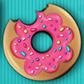 Постоянная ссылка на Рисуем пончиковый текст в AdobeIllustrator