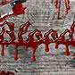 Постоянная ссылка на Текст из крови в AdobePhotoshop
