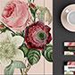 Постоянная ссылка на Графический дизайн с цветочнойтемой