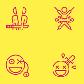 Постоянная ссылка на Бесплатные иконки навсе случаижизни